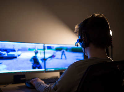 My son is addicted to video games and doesn't study