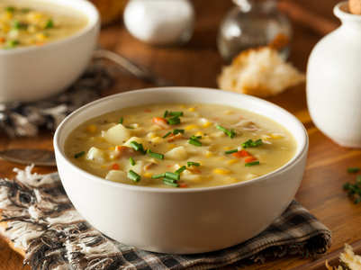 3 healthy soups to lose weight and boost your immunity at the same time