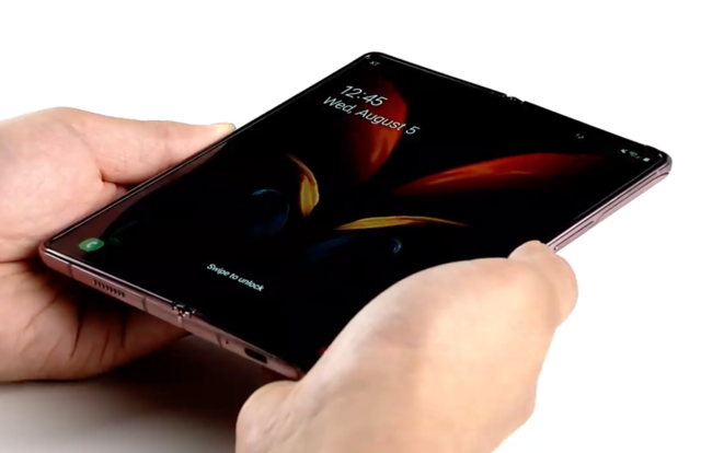 Samsung Galaxy Z Fold 2 foldable phone launched