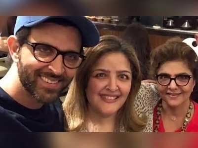 Hrithik's mom & sister seek justice for SSR