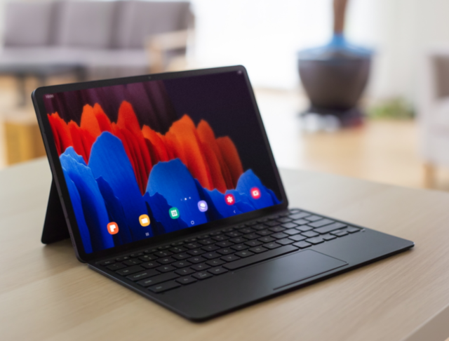 Samsung launches Galaxy Tab S7, S7+; its 'most powerful' Android tablets