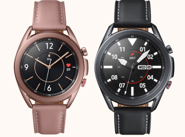 Samsung Galaxy Watch 3 with blood pressure, ECG monitor launched
