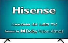 Hisense A71F  55A71F 139cm (55 inch) Ultra HD (4K) LED Smart Android TV