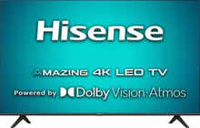 Hisense A71F 43A71F 108cm (43 inch) Ultra HD (4K) LED Smart Android TV