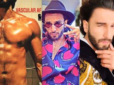 Ranveer flaunts chiselled physique in THIS pic