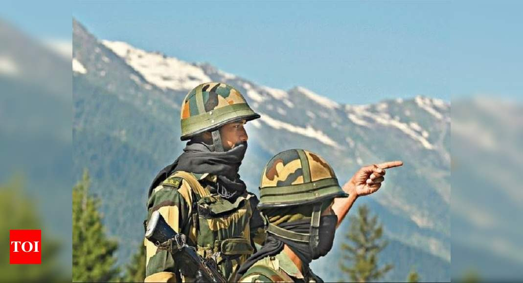 India: Won't consider de-escalation until China withdraws troops | India News – Times of India