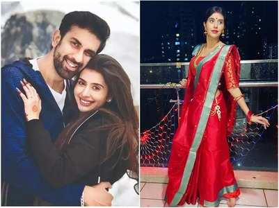Charu observes fast for husband Rajeev Sen