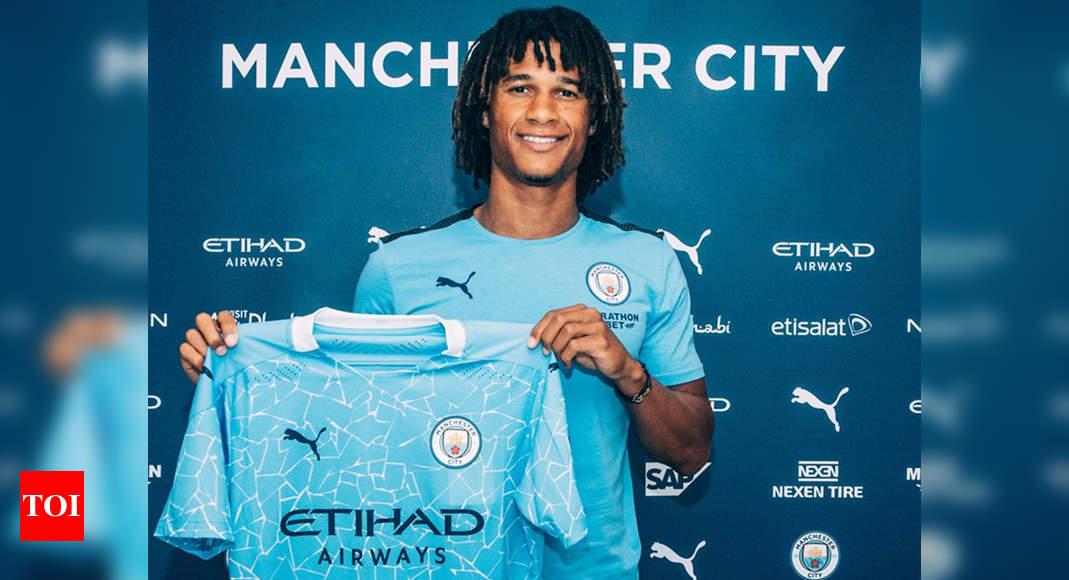 Manchester City sign Nathan Ake for £41m | FootballTalk.org