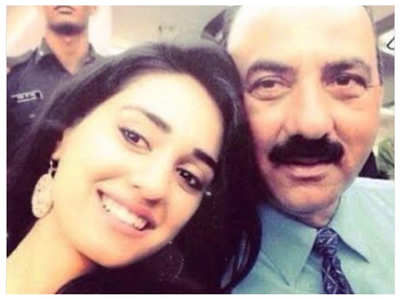 Disha Patani's father is not Covid positive