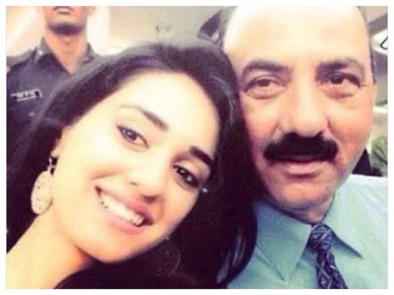 Disha Patani's father Jagdish Patani test positive for COVID-19? Here's the truth!