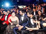Ranbir Kapoor, Alia Bhatt and Deepika Padukone