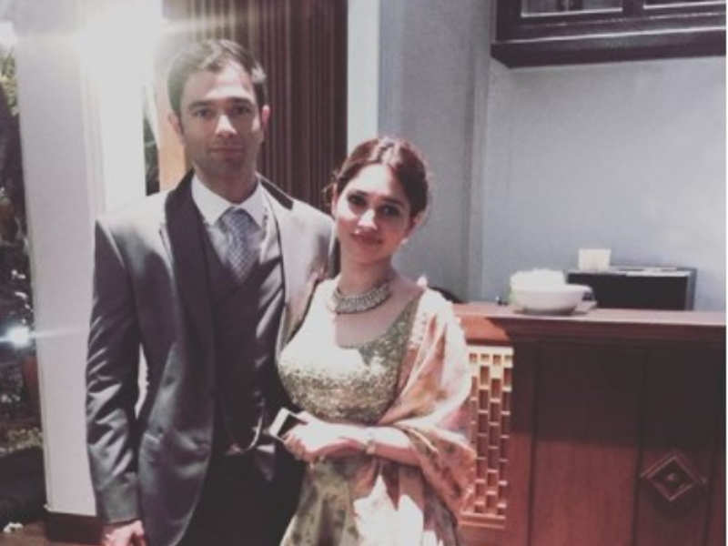 Tamannaah's brother raps a song for her