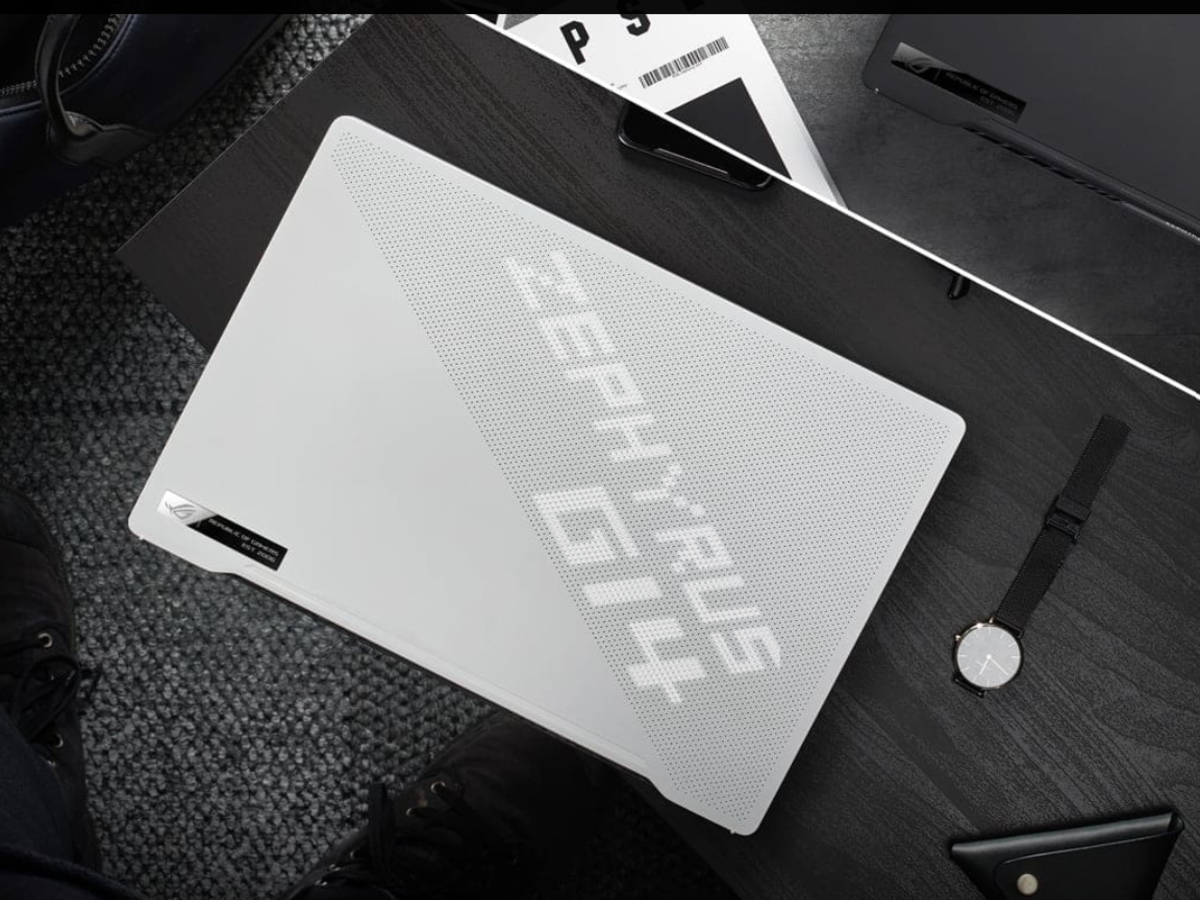 Asus Zephyrus G14 launched: Asus ROG Zephyrus G14 with AMD Ryzen 4000 series processors launched in India starting at Rs 80,990 - Times of India