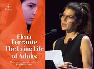 Marisa Tomei to narrate Ferrante's audiobook