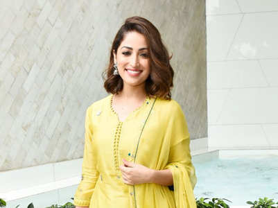 6 times Yami Gautam gave us fashion goals in ethnic wear