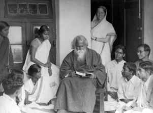 Rabindranath Tagore's influence on silent era films way before talkies came