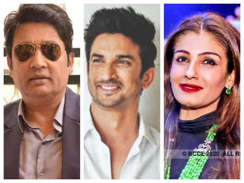 Centre gives a nod to CBI probe in Sushant Singh Rajput's case, Raveena Tandon, Shekhar Suman, and other Bollywood celebs react