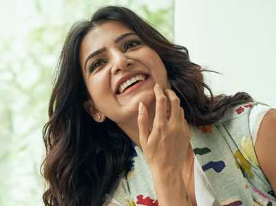 Samantha Akkineni uses this DIY hack for a glowing skin