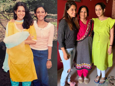 Unseen pics of Dipika Kakar from teen days