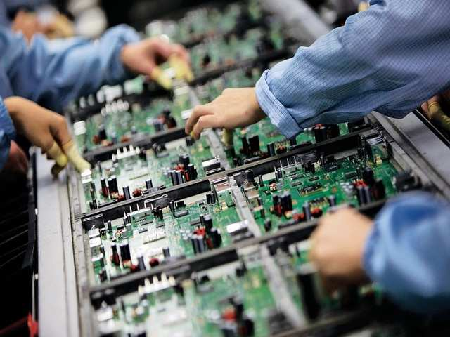 The country's electronics production will grow at least by USD 153 billion (around Rs 11.5 lakh crore) in the next five years, the secretary said.