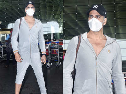 Akshay Kumar just proved that adult male onesies are the hottest trend of 2020