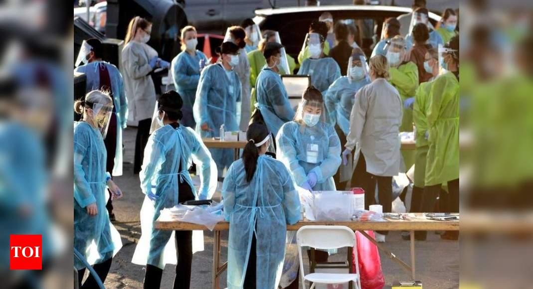 US adds 1,262 virus deaths in 24 hours: Johns Hopkins