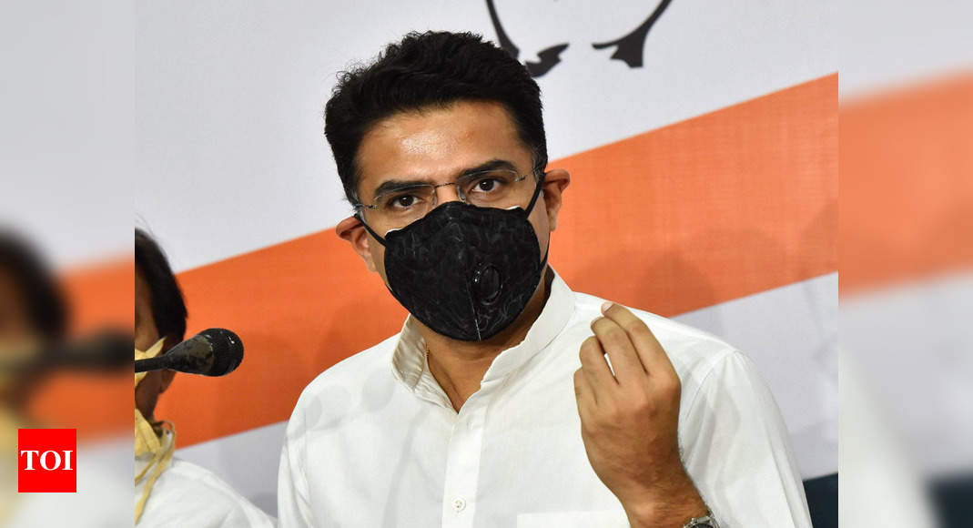 MLA in Ashok Gehlot camp says Sachin Pilot has more support than he thinks | India News – Times of India