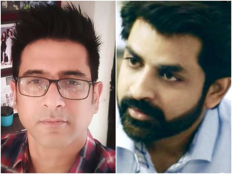 Samir Sharma and Manish Goel
