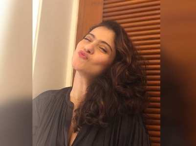 Kajol sends 'thank you' message to her fans