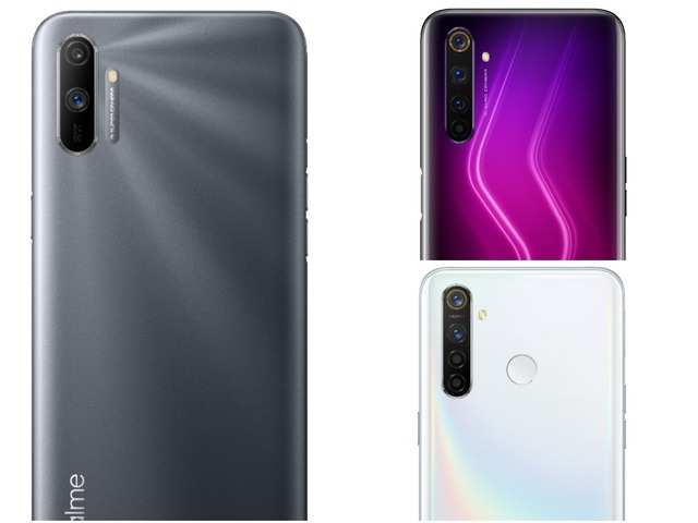Realme 5 Pro, Realme 6 Pro and Realme C3 to now come in new colours