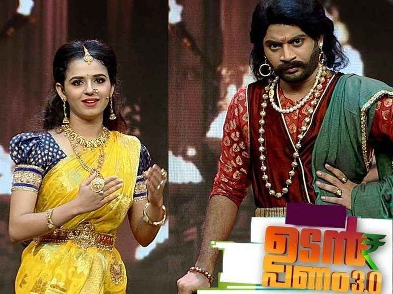Udan Panam 3.0: Meenakshi and Dain stun as Amarendra Bahubali and Devasena