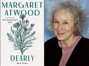 Margaret Atwood to read 'Dearly' audiobook