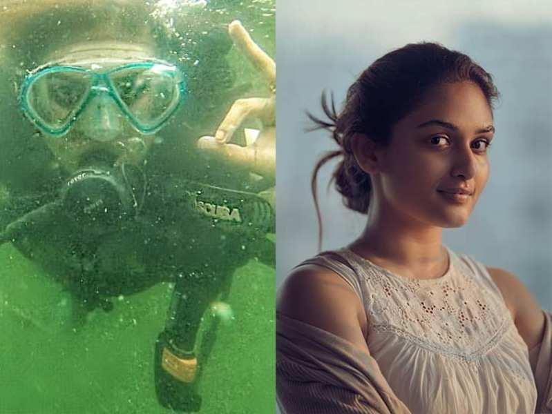 Prayaga Martin: Till now, I was a fish living in a fish bowl