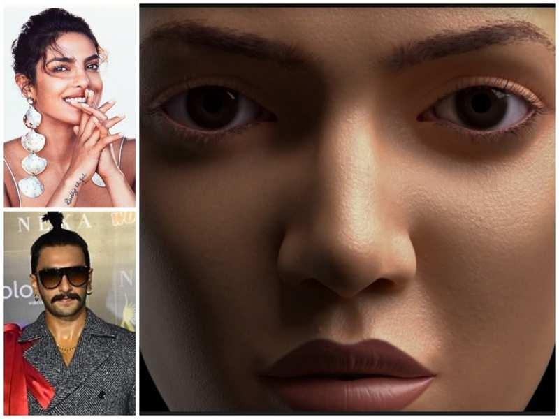 Nila, India's first virtual model, finds Priyanka and Ranveer stylish
