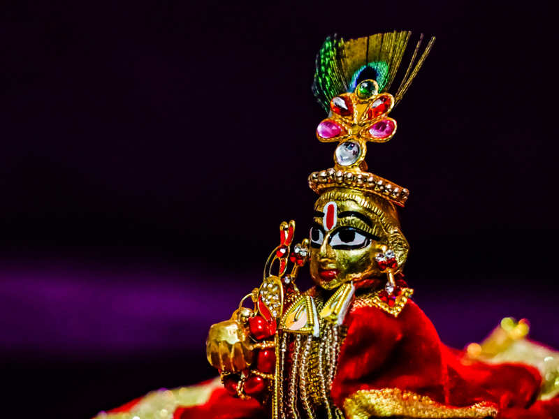 Happy Krishna Janmashtami 2020: Top 50 Wishes, Messages and Quotes to share  with your friends and family - Times of ...