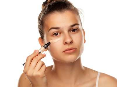 Five expert ways to hide dark circles