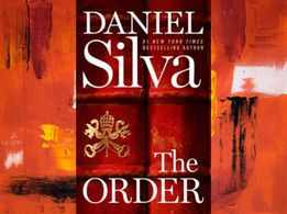 Micro review: 'The Order' by Daniel Silva