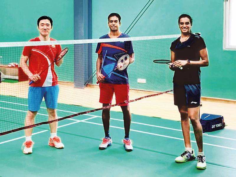 India's badminton champs delighted to be back on court in Unlock 3.0