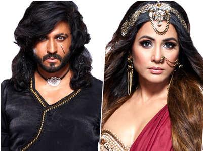Hina wants to play Dheeraj's role in Naagin 5