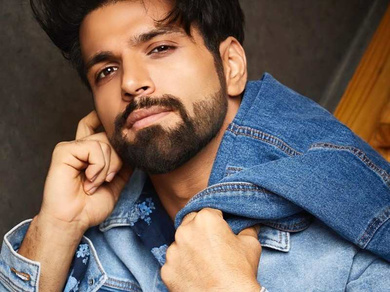 The actor in me is dying to come out: Rithvik Dhanjani