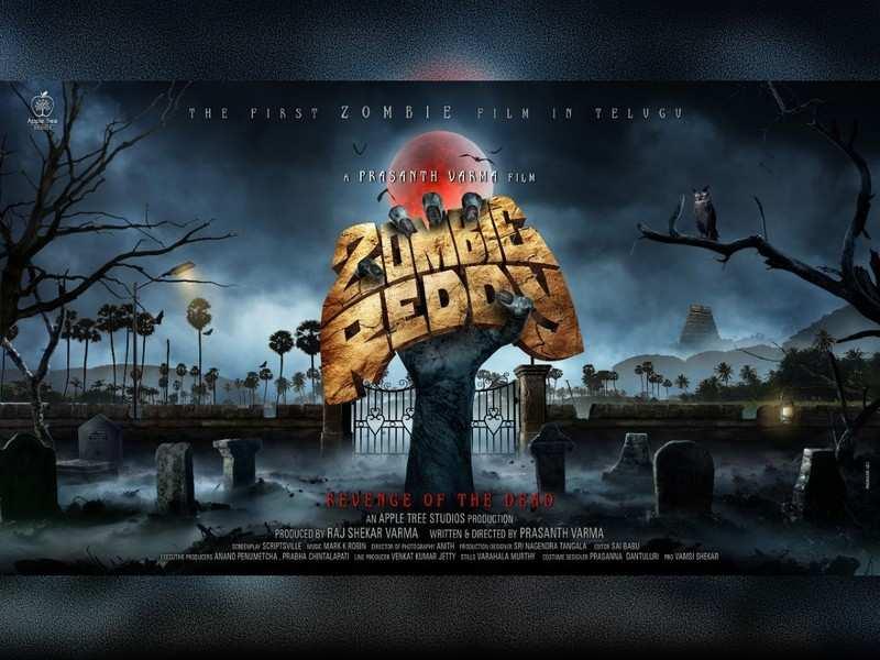 Prasanth Varma reveals the title of his third film - Zombie Reddy
