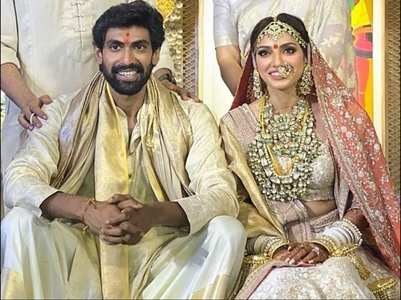 Live Updates: Rana-Miheeka's wedding