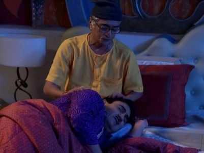 TMKOC: Bapuji puts Jethalal to sleep