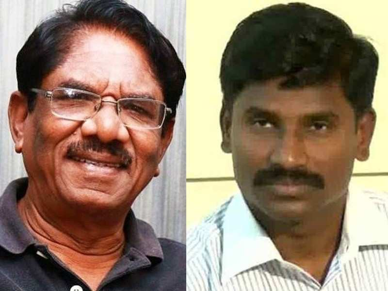 Rajinikanth's film distributor Singaravelan opposes Bharathiraja, says they will not accept him as president