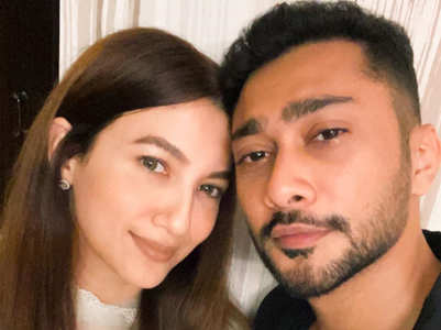 Has Gauahar Khan found love again?