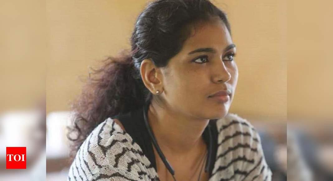 Body Art Activist Rehana Fathima Surrenders In Kerala S Ernakulam Kochi News Times Of India