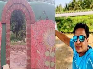 Prashant Raj gives a virtual tour of Malgudi Museum