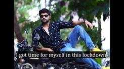 I got time for myself in this lockdown says Piyush Ranade