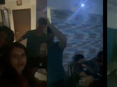 Watch: Disha Salian's LAST VIDEO before death