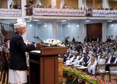 Afghan assembly approves release of 400 'hard-core' Taliban prisoners